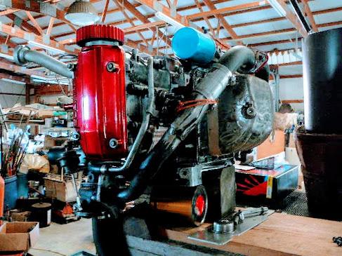 EA-82TT Engine Management Swap - Page 7 - Subaru