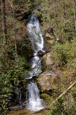 Waterfall on Augur Fork Creek
