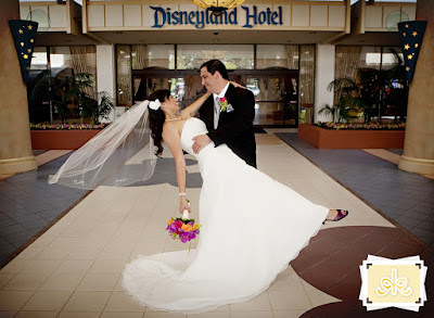 Disneyland Wedding Vendors