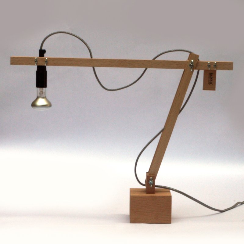 MAMMACHECASA!: DIY Lamp, lampada fai-da-te di RMKDesign