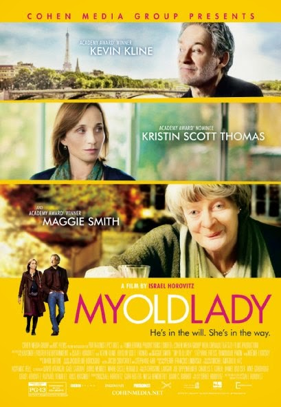 Poster Of English Movie My Old Lady (2014) Free Download Full New Hollywood Movie Watch Online At alldownloads4u.com