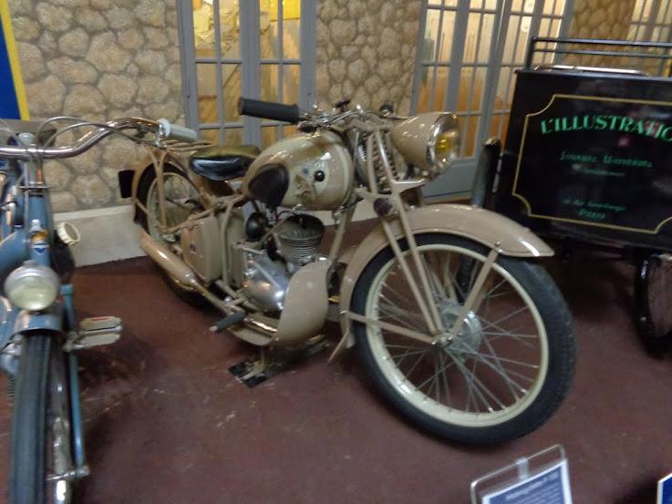 Musée de l'aventure Peugeot à Sochaux DSC01223