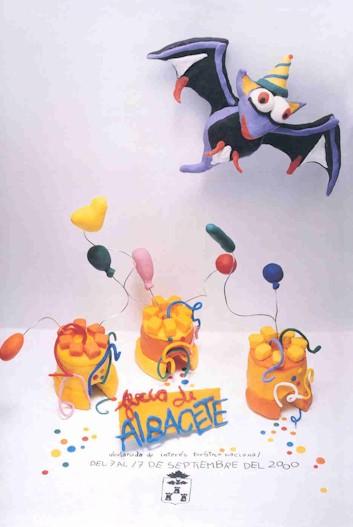 Cartel Feria Albacete 2000