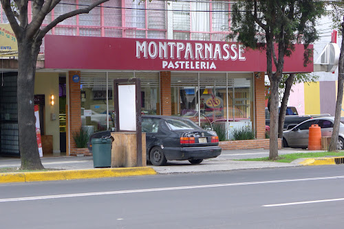 Montparnasse in mexico city