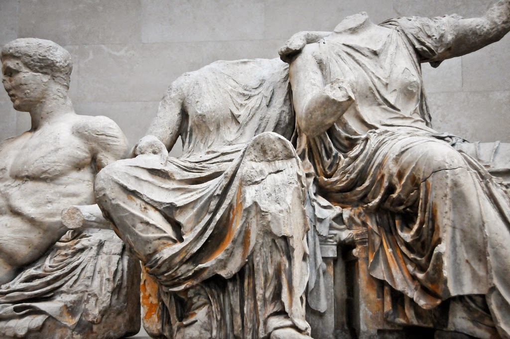More Stuff: Britain dismisses UNESCO mediation offer on Parthenon Sculptures