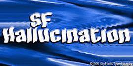 Halucinations Font