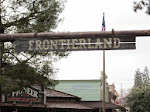 Entering Frontierland