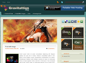 Free Wordpress Theme - Gravitattion-Magazine