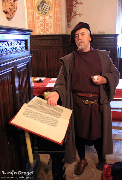 Katedra w Pelplinie - Gutenberg i jego Biblia