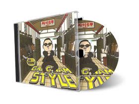 Gangnam Style Compilation 2012