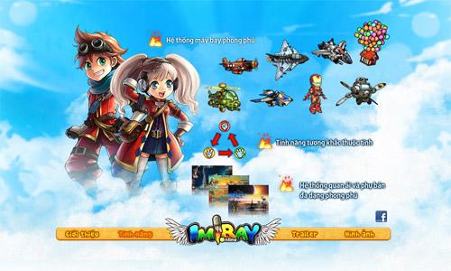 SSG chuẩn bị phát hành game IMBay Online 2