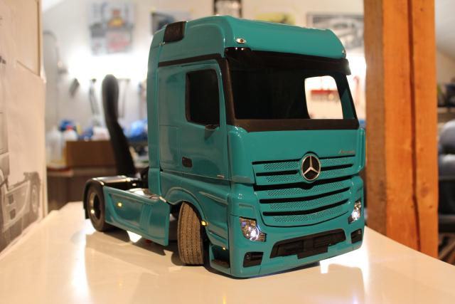mercedes mp4 4x2 mercedes new actros for tamiya chassis. Black Bedroom Furniture Sets. Home Design Ideas