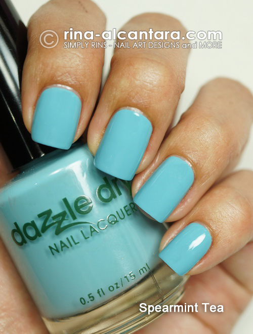 Dazzle Dry Spearmint Tea