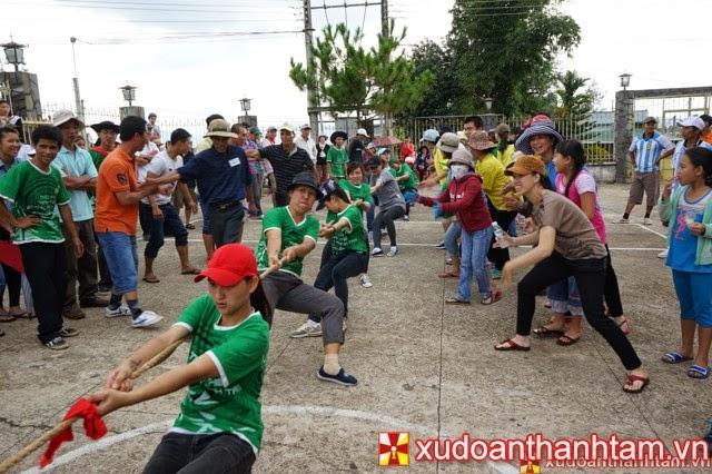 Chung kết hội thao giới trẻ giáo xứ Thánh Tâm