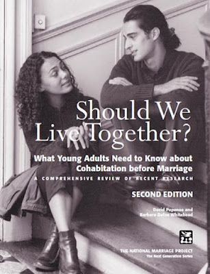 couples should live together before they Statistically speaking absolutely they should get married before living together couples who live together before marriage are statistically much more likely to get divorced according to the cdc statistics.