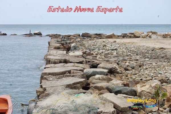 Muelle Zaragoza, Estado Nueva Esparta, Municipuio Gomez