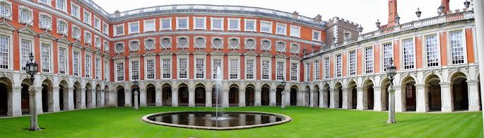 Fountain Court, Hampton Court