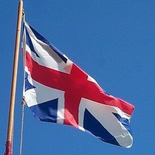 Union Jack, The King's Colours