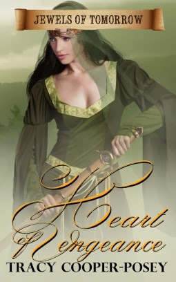 Heart of Vengeance by Tracy Cooper-Posey {Kelly's Review}