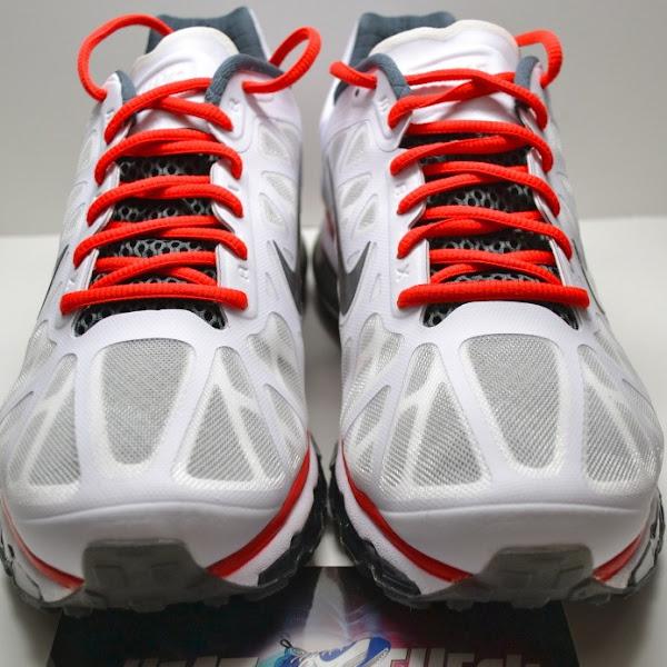 Nike Air Max 2011 LeBron James8217 USA Basketball PE