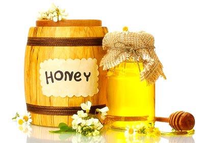 น้ำผึ้ง พอกหน้า