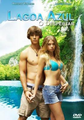 Lagoa Azul: O Despertar (Dublado) DVDRip RMVB