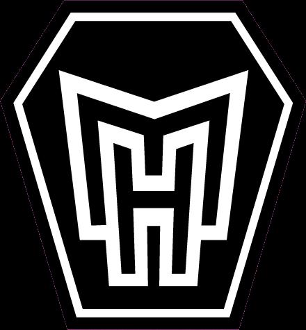 Monster High - Calaveras de cada personaje y logotipos