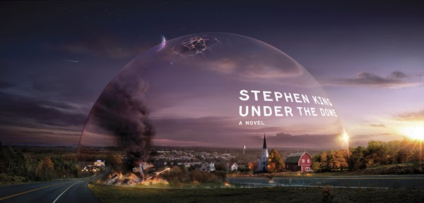 under Antecipação de Under The Dome, nova série de Stephen King e Steven Spielberg.