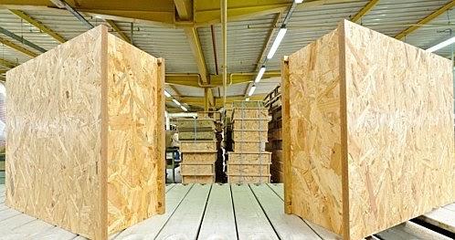 ks services 13 une brique de bois en b ton. Black Bedroom Furniture Sets. Home Design Ideas