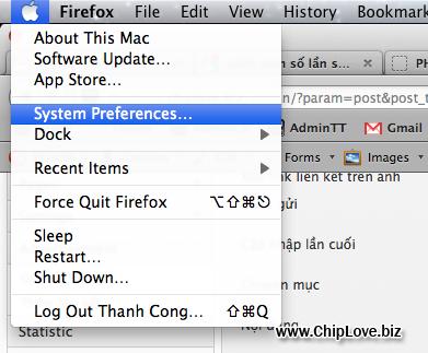 Cách Buzz Yahoo trên Mac OS - Image 2