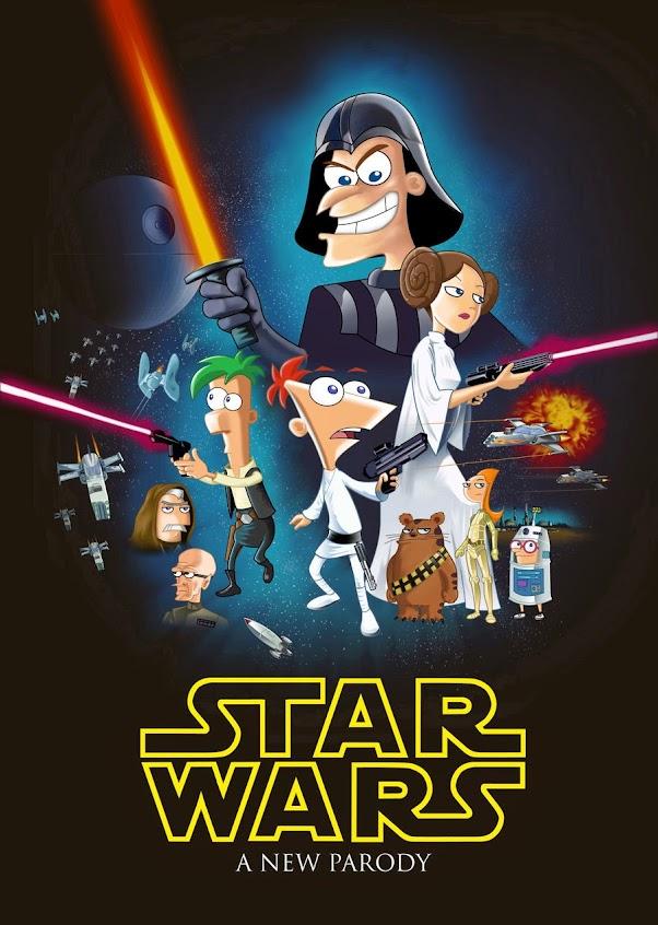 Phineas és Ferb: Star Wars