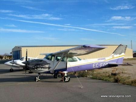 Vuelo en avioneta por El Campello, aeródromo de Mutxamell