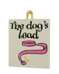 Dog Leads Hooks, Personalised Dog Leads Hooks