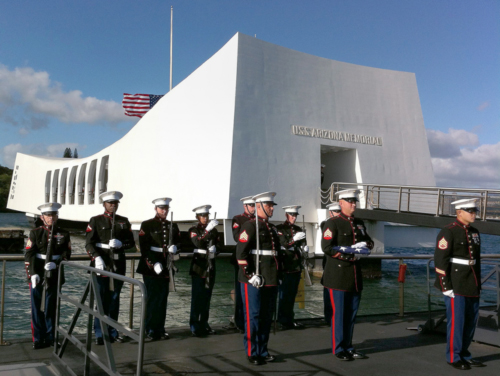 Honoring Pearl Harbor