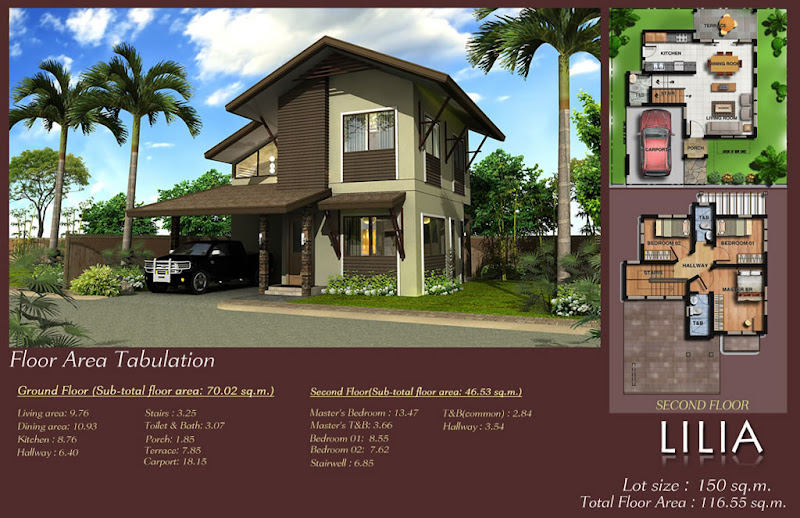 Twin Palms Residences - Lilia House Model