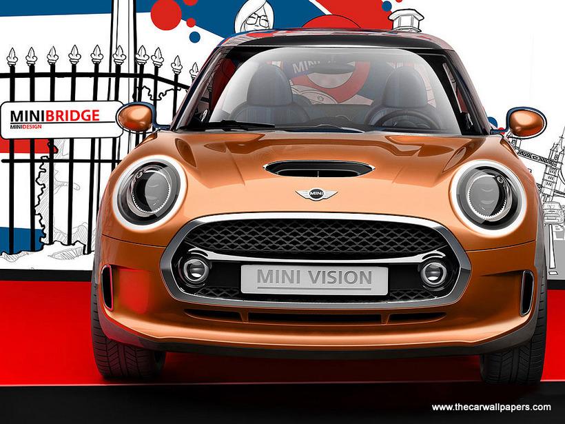Mini Vision Concept 2013