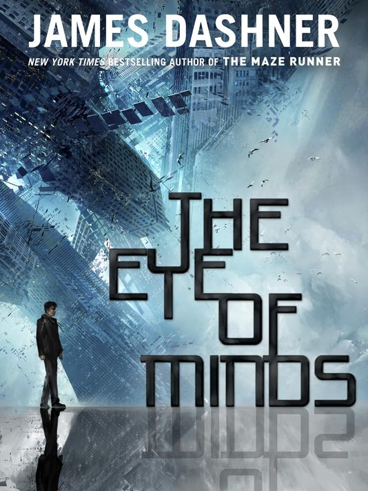 October 8th, 2013  The Eye of Minds   The Mortal Doctrine, Book 1