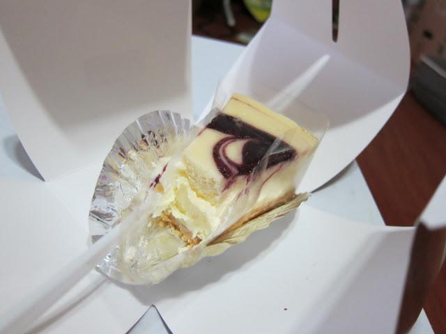 85 度 C 藍莓起士蛋糕