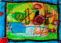 Mewarnai Langit Sore Dengan Crayon Download Gambar Mewarnai Gratis
