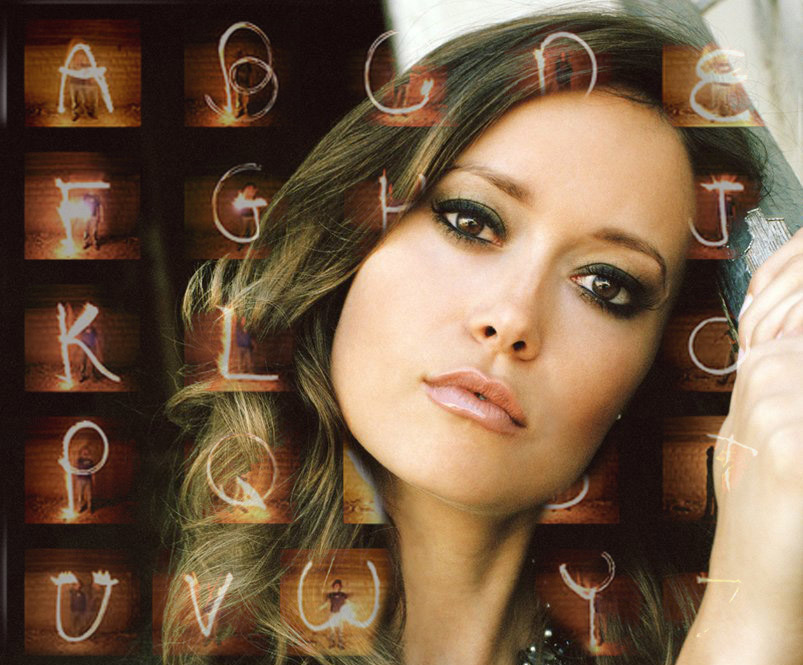 Summer Glau - Favorite Characters Alphabet