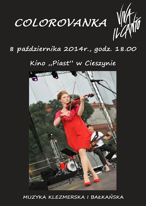 COLOROVANKA - Magda Brudzińska