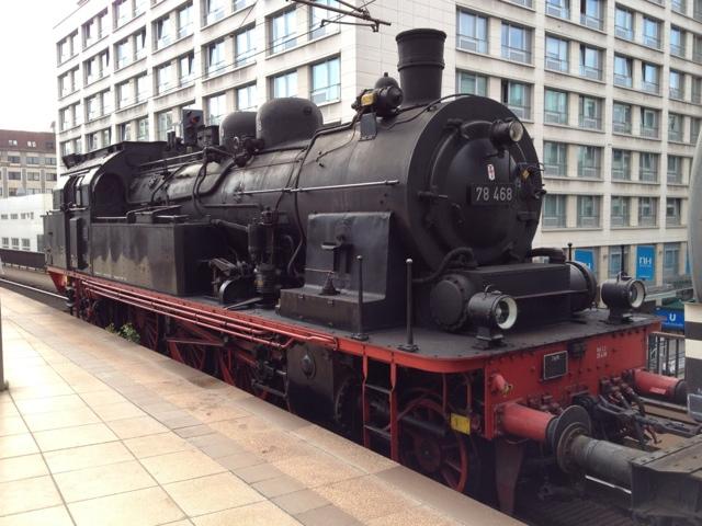 Zug der Erinnerung in Berlin
