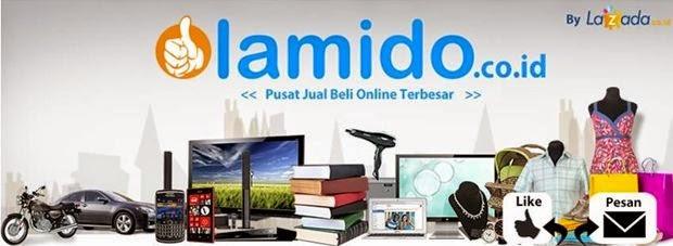 Lamido.co.id - Pusat jual beli online terbesar