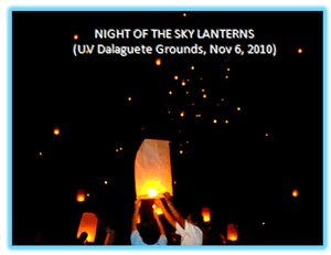 Night of Sky Lanterns