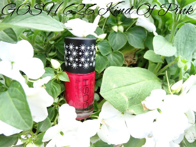 GOSH 626 Kind Of Pink