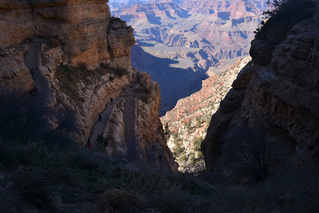 Гранд-Каньон, Аризона (Grand Canyon, AZ)