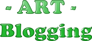 art blogging