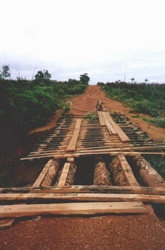 Noch eine abenteuerliche Brücke