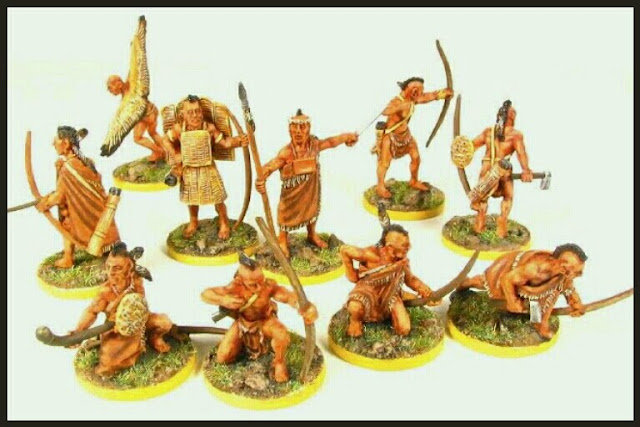 Powhatan Eureka Miniatures
