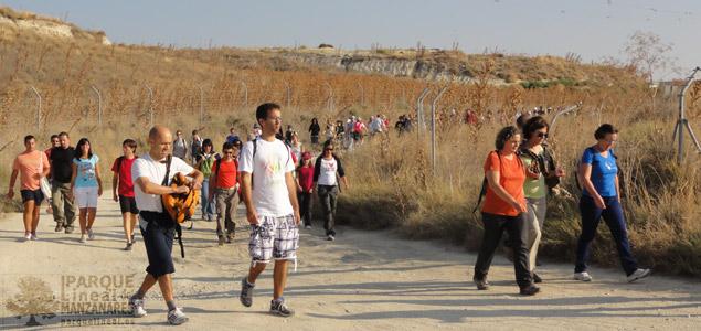 tercera ruta real canal del manzanares